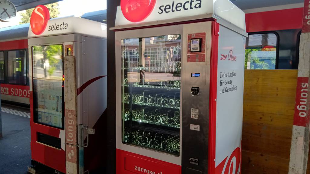 Apotheken-Automat kommt nach Herisau