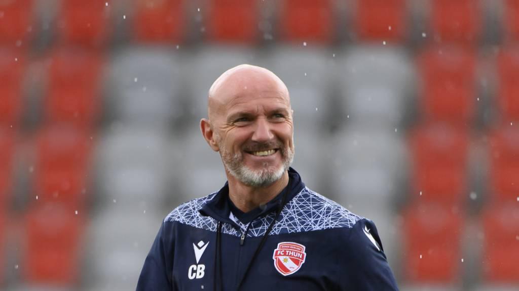 Carlos Bernegger verlängert in Thun