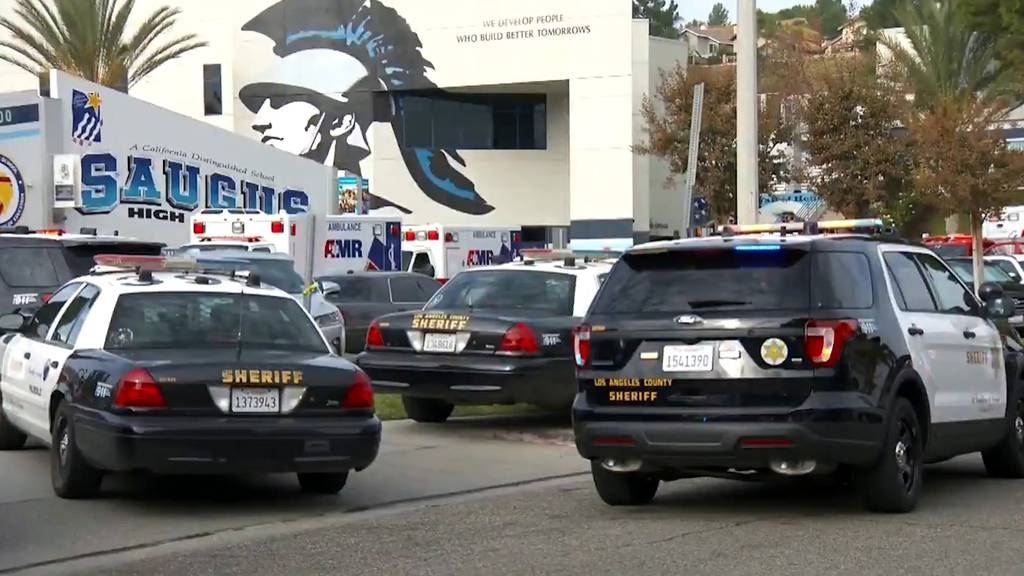 Schütze eröffnet Feuer in kalifornischer Schule: Zwei Tote