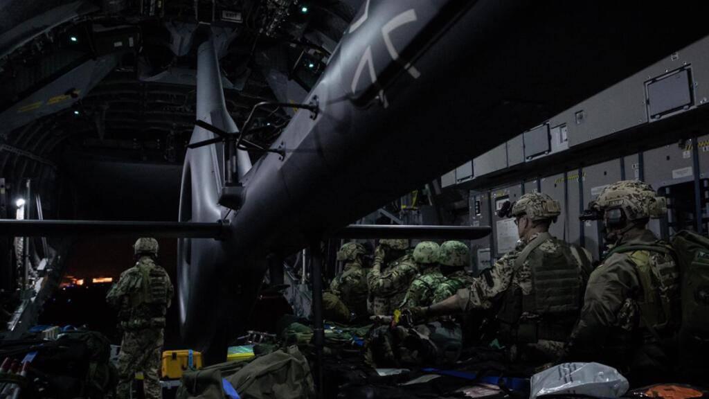 Schwierige Evakuierung aus Kabul