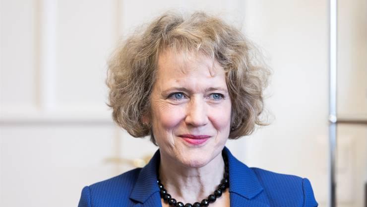 Corine Mauch (SP), bisher, als Stadtpräsidentin bestätigt.