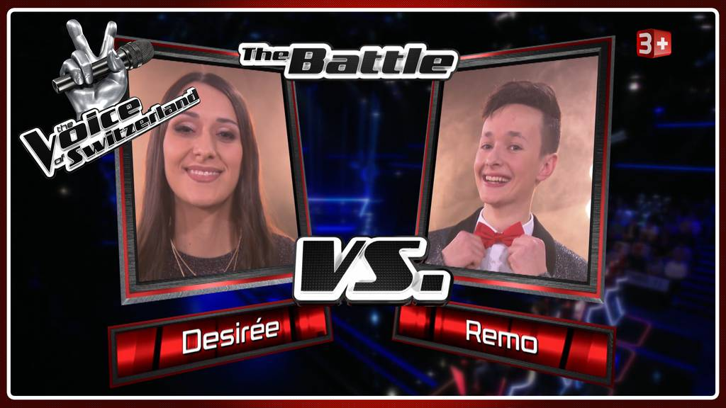 Staffel 1 - Folge 10 | Battle Desiree vs Remo