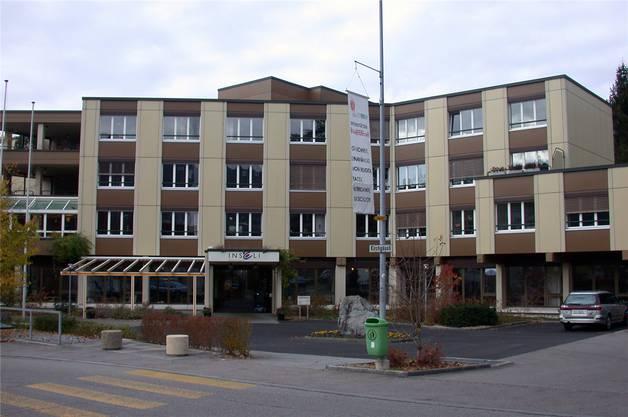 Zwischen Altersheim Inseli und Rolf-Kaiser-Parkplatz wird die Live-Sendung vom 15. August ausgestrahlt, wenn Balsthal gewinnt.