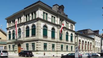 Der Angeklagte musste sich vor dem Richteramt Olten-Gösgen verantworten.
