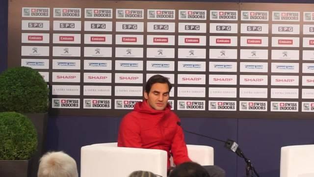 Roger Federer über seine Finalvorbereitung