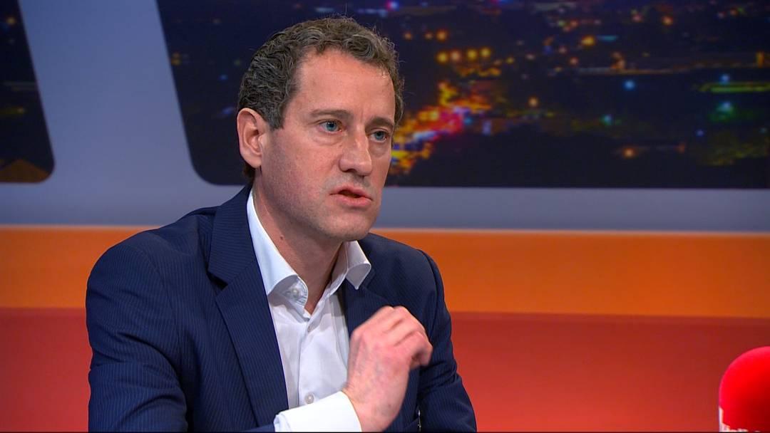Matthias Betsche, Präsident von Pro Natura Aargau, wehrt sich im TalkTäglich gegen Vorwurf, sein Verband würde ökologische Landwirtschaft bekämpfen.