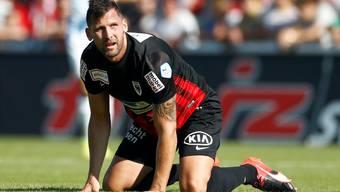 Der Körper von Stéphane Besle ist nach knapp 14 Jahren Profifussball stark geschunden.