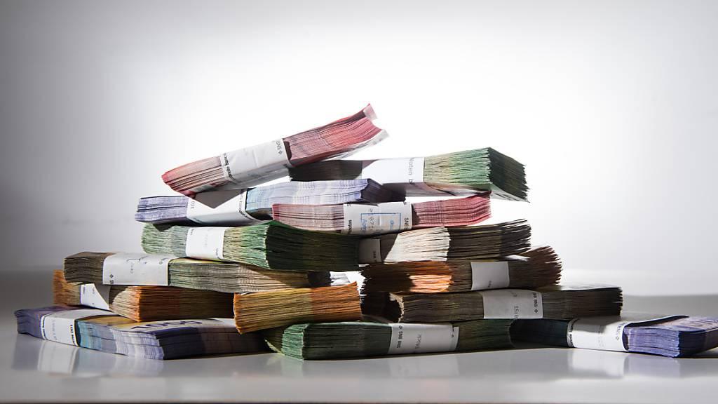 Die Stadt Sempach hat 2020 mehr Geld eingenommen als ausgegeben. (Symbolbild)
