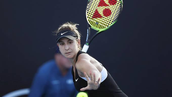 Belinda Bencic startet bereits zum siebten Mal am Australian Open in Melbourne