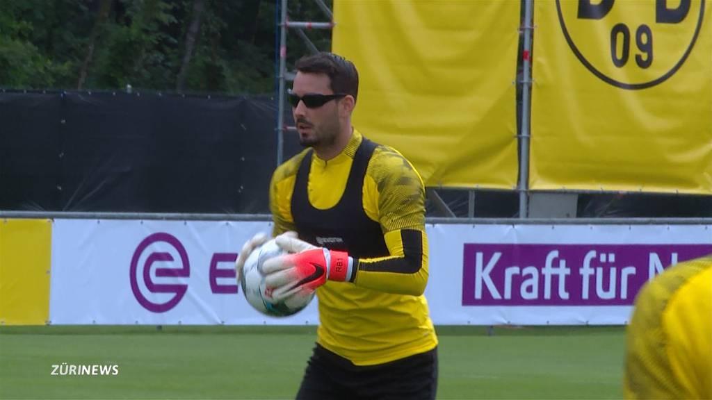 BVB-Training in der Schweiz: Fans entzückt und auch verwundert