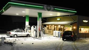 Verkehrsunfälle in Ricken SG (29.01.2020)