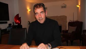 Daniel Graf ist seit 2015 Präsident der FDP-Stadtpartei Grenchen.