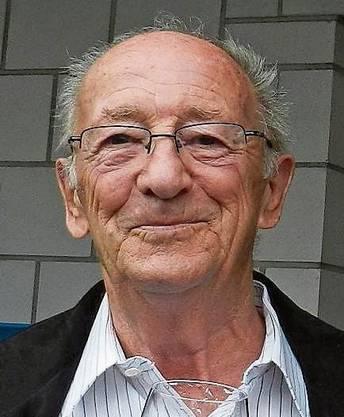 Willy Bächer blieb dem FC Wohlen sein ganzes Leben lang verbunden.