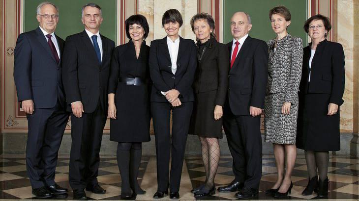 Historischer Moment: Die Frauen sind 2010 in der Überzahl.