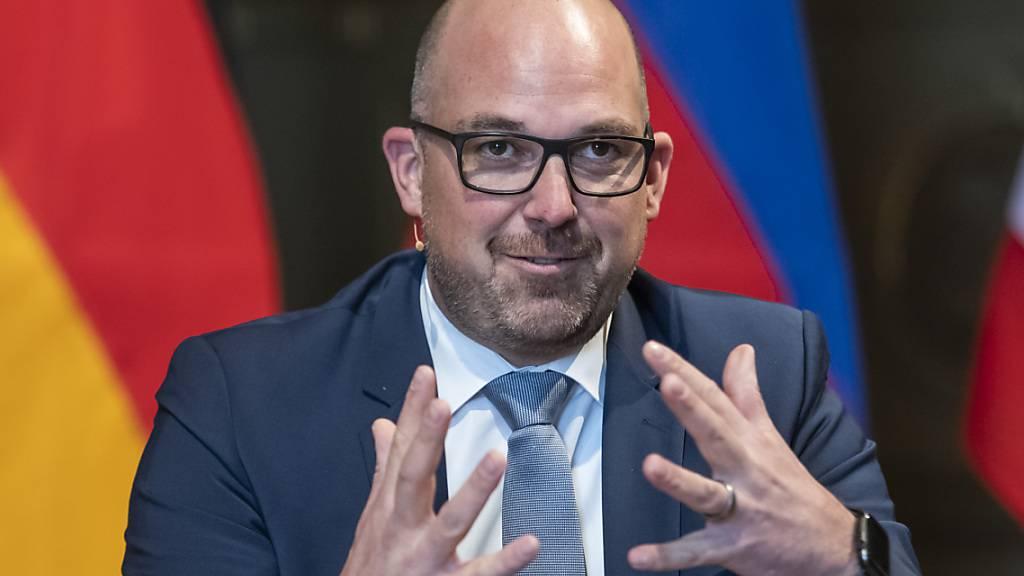 Die grossen Liechtensteiner Volksparteien in der Pattsituation