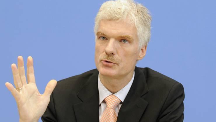 Andreas Schleicher, bei der OECD verantwortlich für die PISA-Studie, äussert sich in der Sonntagspresse zu den Vorwürfen aus der Schweiz. (Archivbild)