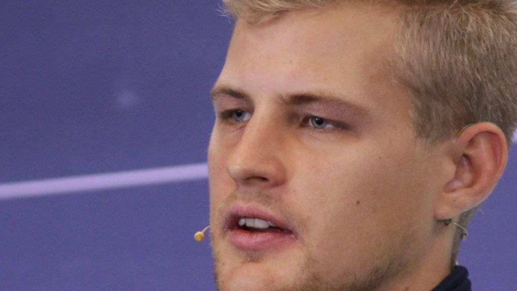 Marcus Ericsson bleibt bei Sauber