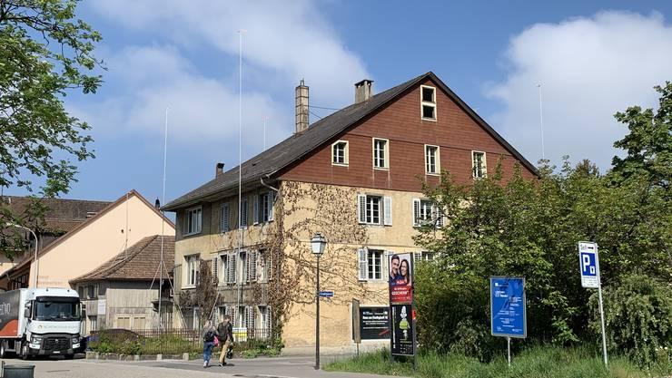 Das Bauprojekt Stadtgässli 18.