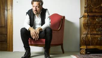 Lukas Bärfuss (45): Der Wutliterat.