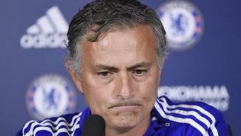 Muss mit einer Anklage rechnen: José Mourinho.