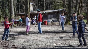 Unter dem Thema «Dschungel» organisiert die Jugendarbeit Wohlen am Fröschenteich wieder Spieltage