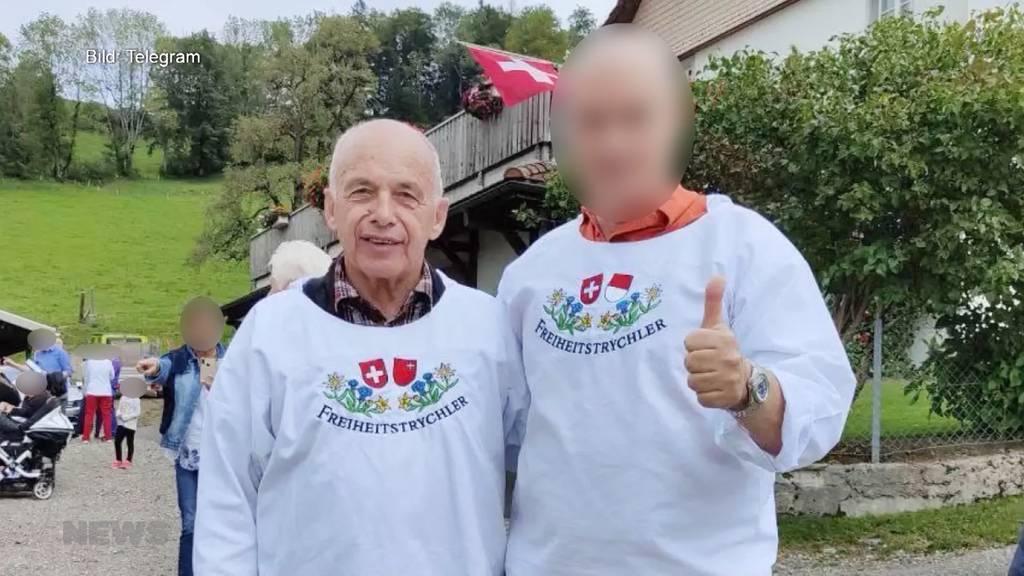 «Freiheitstrychler»-Auftritt von SVP-Bundesrat Ueli Maurer erntet heftige Kritik
