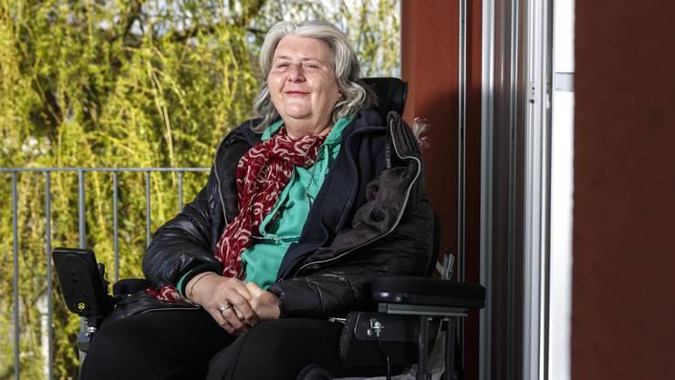 Als «Befreiungsschlag» bezeichnet Gerda Kunz, 66, den Austritt aus der Institution für Behinderte und den Einzug in die eigene Wohnung.