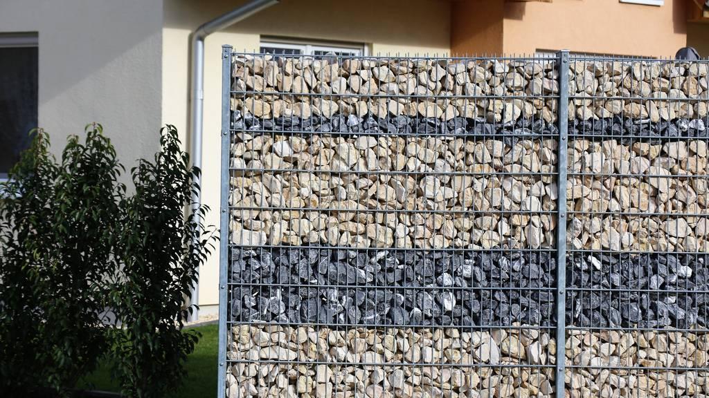 Heiden will Sichtschutzwände und Steingärten loswerden