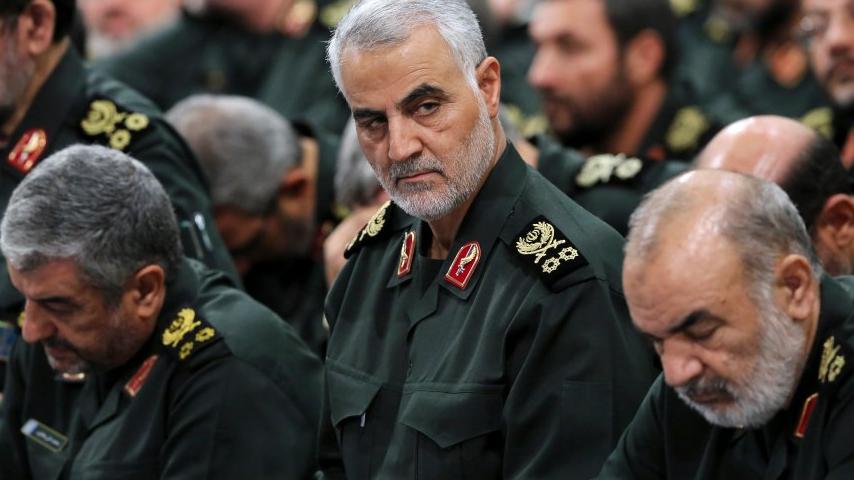 US-Militär tötet hohen iranischen General