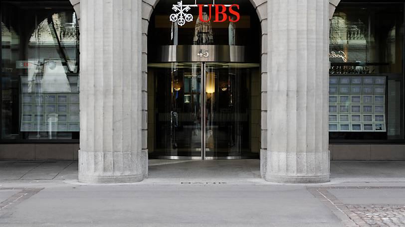 3,7 Milliarden Rekordbusse für die UBS