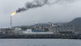 Die riesigen Anlagen Norwegens