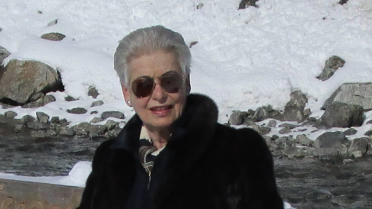 Die Vermisste: Eva Kilchmann.