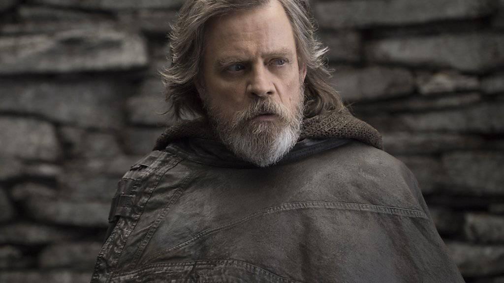 Szene aus «Star Wars: The Last Jedi» (Archiv)