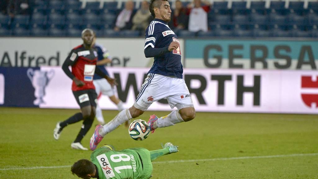 Der FC Luzern scheidet aus dem Cup aus