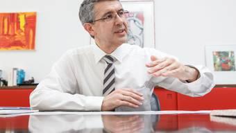 Unternehmer Josef Maushart macht sich stark für einen Gewinnsteuersatz zwischen 12,5 und 13 Prozent.