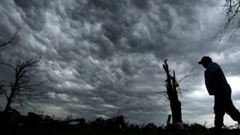Nach Oklahoma-Tornado: Aufräumarbeiter kommen nur zögerlich voran