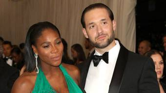 Das Gerücht hat sich bestätigt: Reddit-Mitbegründer Alexis Ohanian und Tennis-Star Serena Williams haben am Donnerstag in New Orleans geheiratet. (Archivbild)