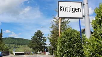 Bändeli made in Küttigen als Solidaritätsbekundung.