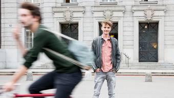 Der Jus-Student Till Eigenheer (23) erwirkte vor dem Bezirksgericht Zürich Freisprüche für Kiffer