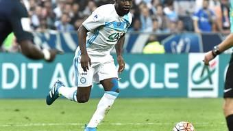 Lassana Diarra, hier noch im Dress von Olympique Marseille