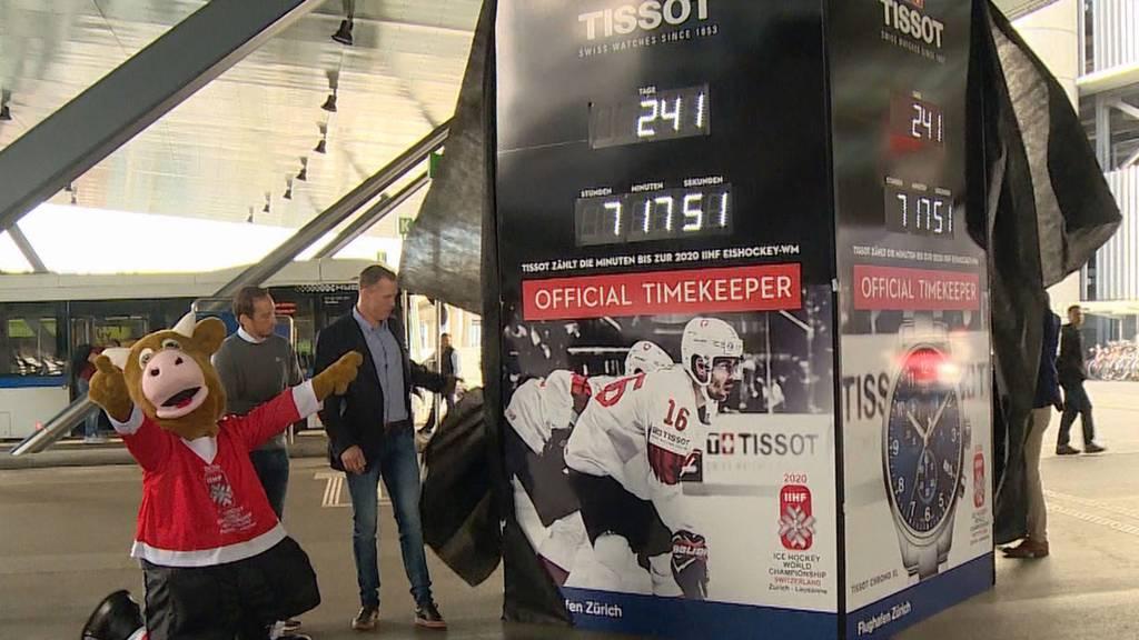 Countdown für Hockey-WM läuft