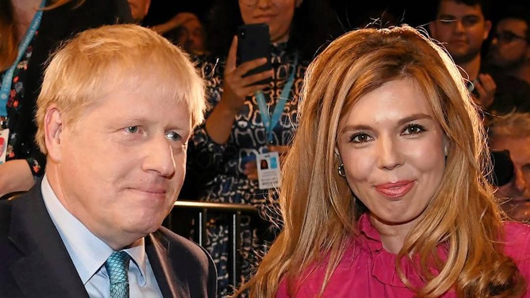 Boris Johnson hat sich verlobt und wird Vater