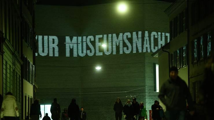 In der Museumsnacht sieht Hannah Horst eine «wunderbare Chance».