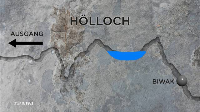 Hölloch-Männer wieder frei
