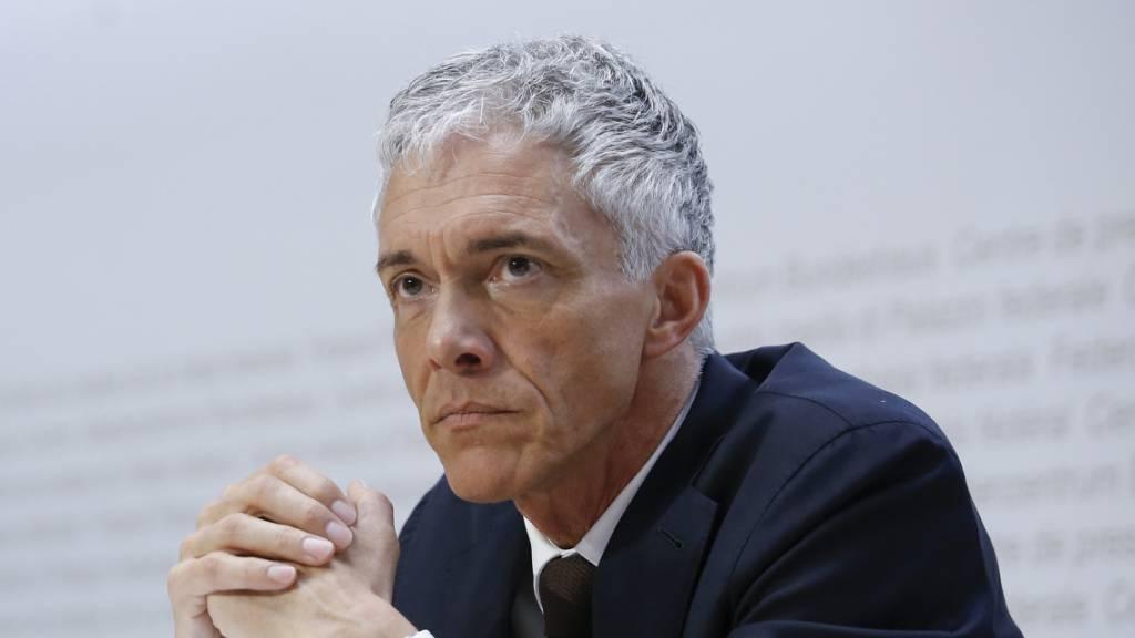 Parlament bestätigt Bundesanwalt Michael Lauber im Amt