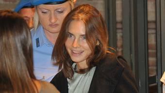 Das italienische Gericht spricht die Amerikanerin letztinstanzlich frei.
