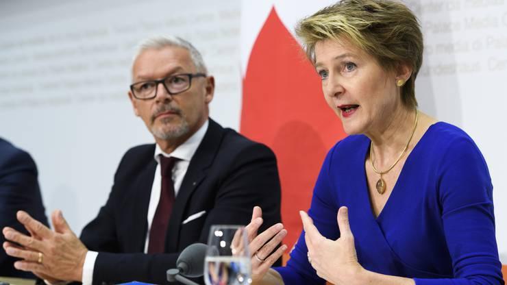 Heute zahlt der Bund den Kantonen für jede Person mit Bleiberecht eine einmalige Integrationspauschale von 6000 Franken. Neu sind es 18'000 Franken.