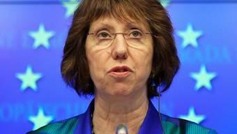 EU-Aussenbeauftragte Catherine Ashton (Archiv)