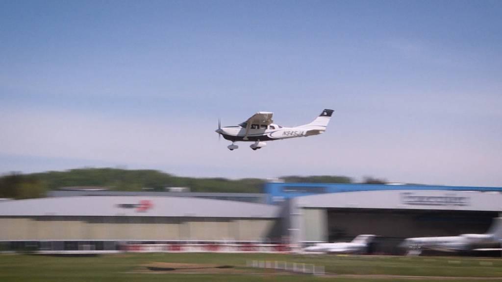 +41 Spezial: Hobby-Piloten übernehmen den Flughafen Zürich