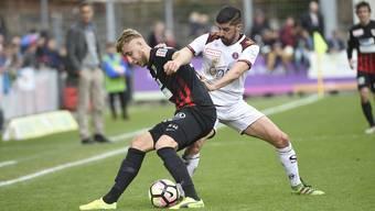 Die Aarauer verloren gegen Servette mit 0:1. Ruedi Kuhn bewertet die Leistungen der Spieler einzeln.